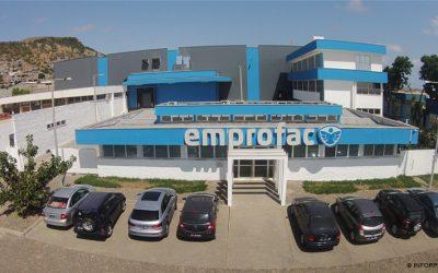 Portugal entre os maiores fornecedores da Emprofac