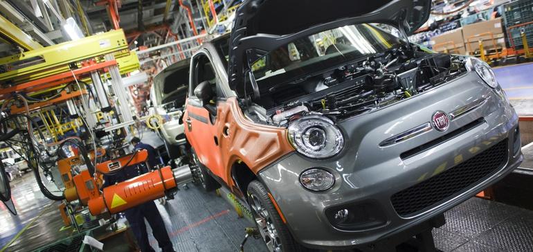 Fusão entre PSA e Fiat poderá poupar cerca de 3,7 mil milhões de euros em procurement