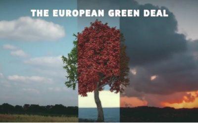 Economia circular e mobilidade sustentável no Green Deal 2020