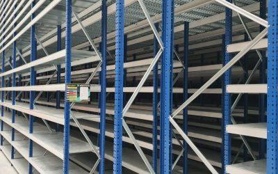 Norrack instala sistema de armazenagem para a nova sede da LEIRILIS