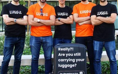 LuGGit assegura a logística da bagagem de quem está em viagem