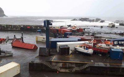 Porto das Lajes vai receber dois novos empilhadores