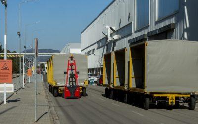 Seat integra oito veículos autónomos para transporte exterior