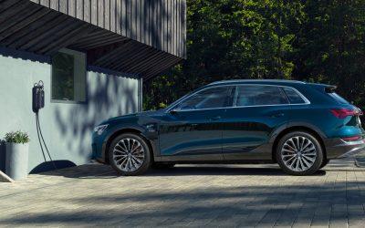 Produção do Audi e-Tron parada por falta de fornecimento de baterias