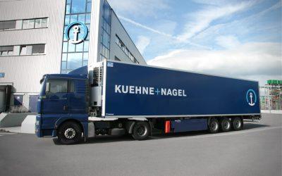 Novo protocolo entre ISCAL e Kuehne + Nagel
