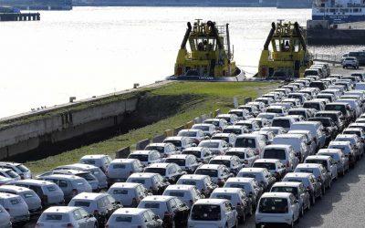 Argentina-Sines é a nova rota marítima da Autoeuropa