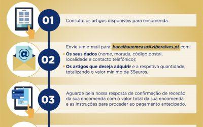 Riberalves lança serviço porta-a-porta em Lisboa