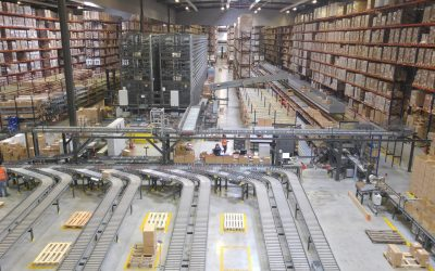 ID Logistics empenhada em novos projectos de tecnologia