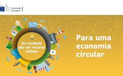 União Europeia investe em projectos de circularidade