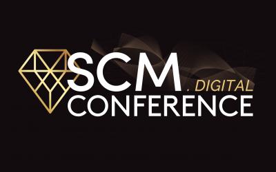 Em Junho a SCM DIGITAL Conference é em sua casa