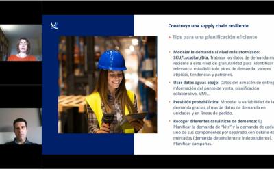 """Estratégia da supply chain passa maioritariamente por """"Aproveitar novas oportunidades surgidas durante a crise"""""""