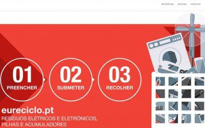 ERP Portugal lança site para facilitar recolha de equipamentos em fim de vida