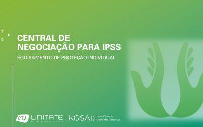 IPSS ganham central de negociação de compras