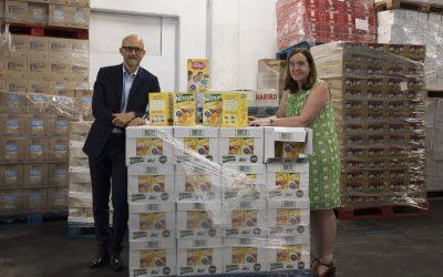 Nestlé e fornecedores juntam-se para apoiar Banco Alimentar