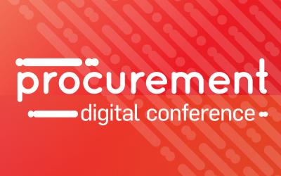 Procurement Digital Conference é dia 17 num ecrã perto de si