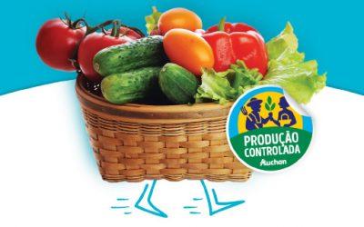 Auchan apresenta primeiros alimentos rastreáveis através de tecnologia blockchain em Portugal