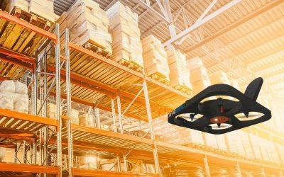 Drones autónomos no armazém é a nova solução da DHL Supply Chain Iberia