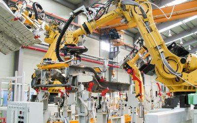 A reindustrialização através da robótica e automação