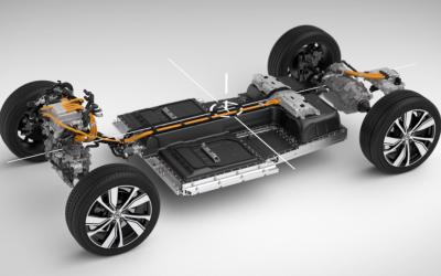 Volvo investe na empresa de tecnologia blockchain Circulor
