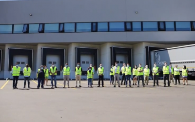 ZF-TRW inaugura centro logístico em Ponte de Lima