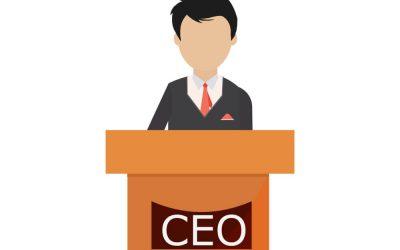Quais foram as prioridades dos CEOs durante a pandemia?
