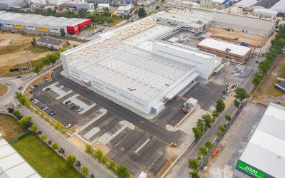 Indasa amplia capacidade produtiva e logística em Aveiro