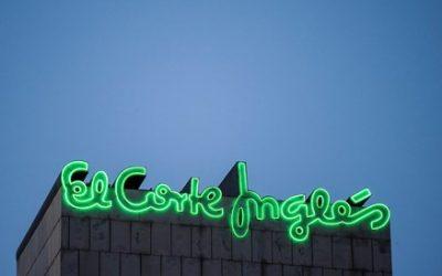 El Corte Inglés cria o seu operador logístico para comércio online