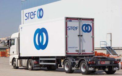 STEF implementa solução link trailer e estima reduzir emissões de CO2
