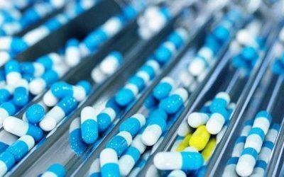 Mercado de medicamentos cresceu 2,5%em 2020