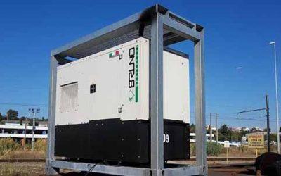 Medway transporta contentores frigoríficos entre Leixões e Bobadela