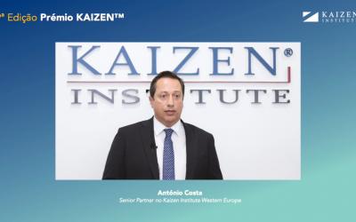 Vencedores da 9.ª edição do prémio Kaizen Lean 2020 já foram conhecidos