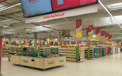 Auchan aumenta compras a produtores locais em 20%