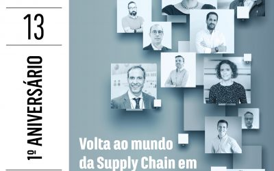 Os portugueses da supply chain no centro do mundo