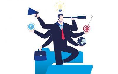 Onde deverá estar o foco dos empregadores?