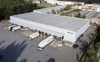Nova plataforma logística da Santos e Vale na Maia