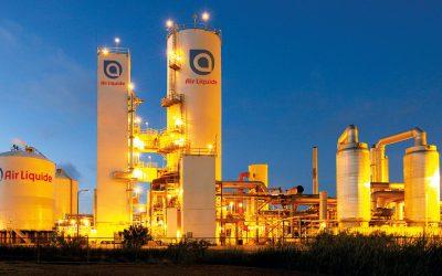 Air Liquide revoluciona supply chain de gases líquidos em todo o mundo