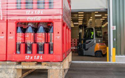 Coca-Cola investe na cadeia de abastecimento na Europa
