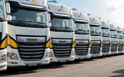 Primafrio reforça frota com mega encomenda de 1.300 DAF Trucks