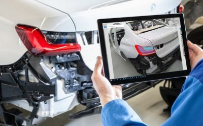 Grupo BMW e AWS unem-se para acelerar a inovação baseada em dados na indústria automóvel