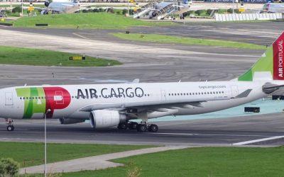 Designação Air Cargo já consta nos aviões da TAP