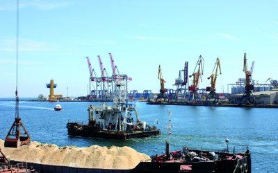 Grupo Garland faz descarga recorde de milho no Porto de Lisboa