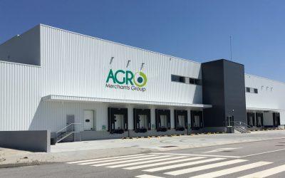 Americold conclui a aquisição da Agro Merchants Group