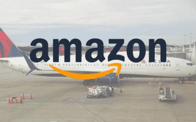 Amazon expande frota com a compra de 11 aviões