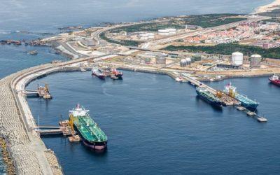 Porto de Sines segue com a aposta no mercado agrícola brasileiro