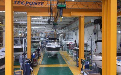 Brunswick expande fábrica de Vila Nova de Cerveira