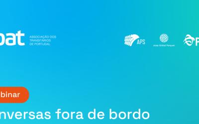 """APAT lança ciclo de """"Conversas fora de Bordo"""""""