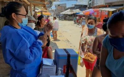 Melhorar a contratação no sector da ajuda humanitária