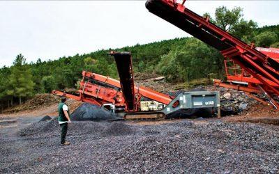 Minas de Moncorvo exportam primeira encomenda de 50 mil toneladas de ferro para a China