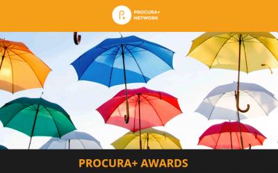 Inscrições abertas para o Procura+Awards 2021