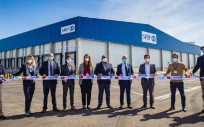 STEF inaugura plataforma de transporte em Alenquer